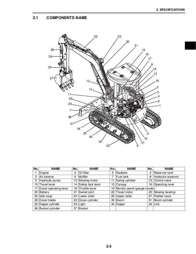 CASE CX27B MINI EXCAVATOR Service Repair Manual