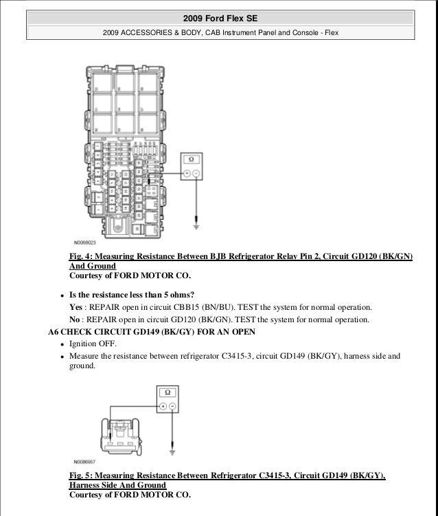 2009 ford flex fuse box ford free wiring diagrams 2010 ford flex fuse box  diagram 2010 ford flex fuse box