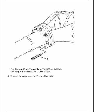 1998 PONTIAC MONTANA Service Repair Manual