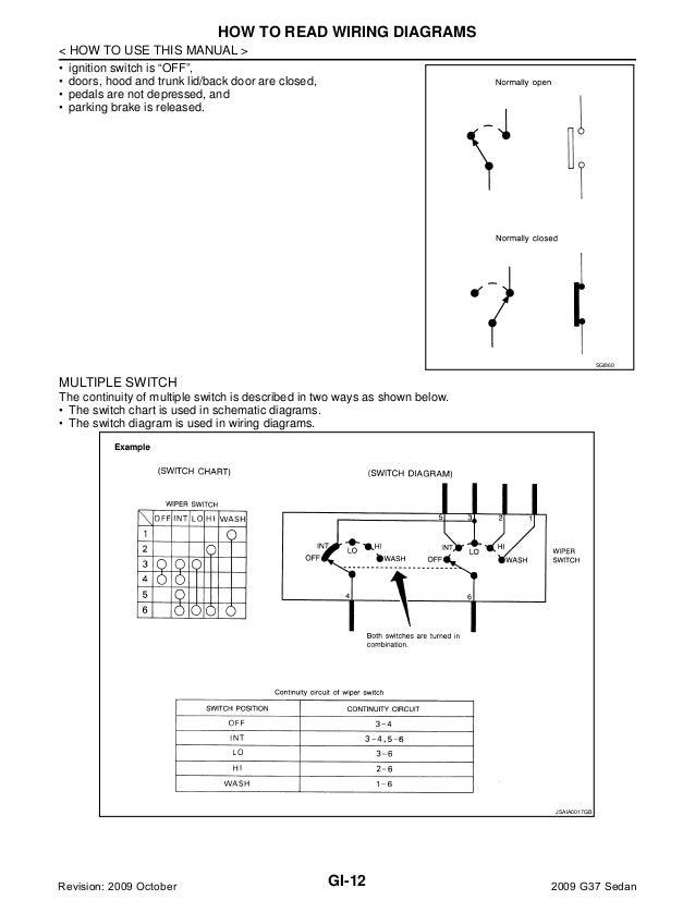 Interesting Infiniti G37 Wiring Diagrams Gallery - Best Image ...