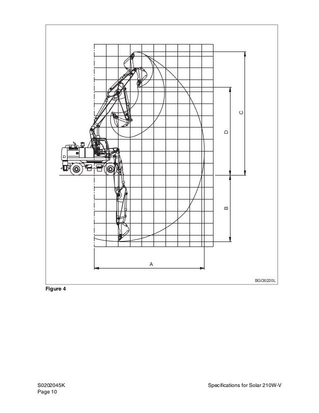 DAEWOO DOOSAN SOLAR 210W-V WHEEL EXCAVATOR Service Repair
