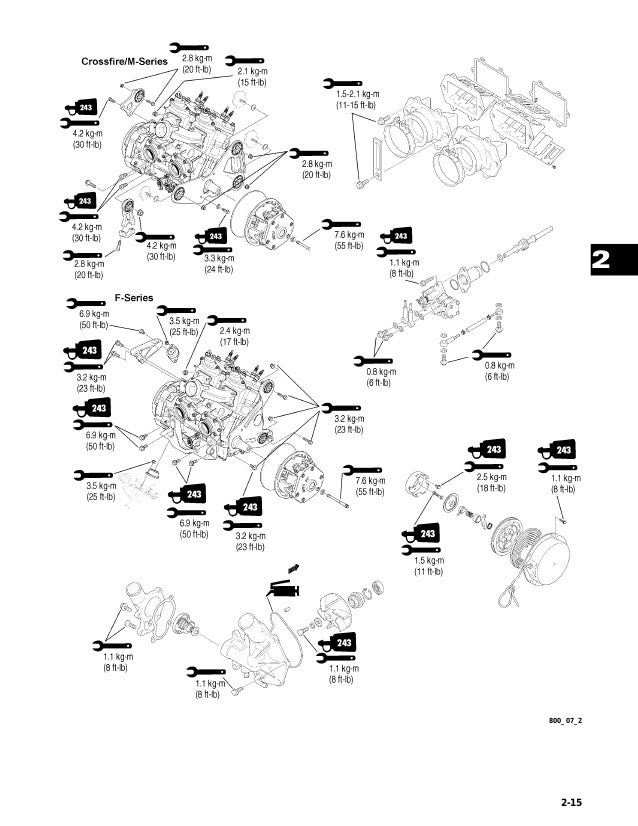 2007 Artic Cat 370cc 2-Stroke Snowmobile Service Repair Manual