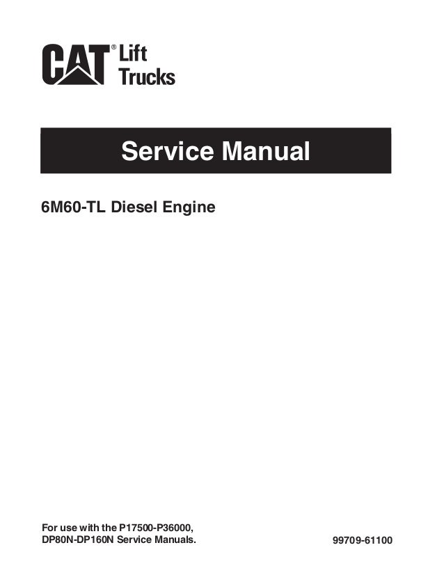 6m60 mitsubishi engine service manual
