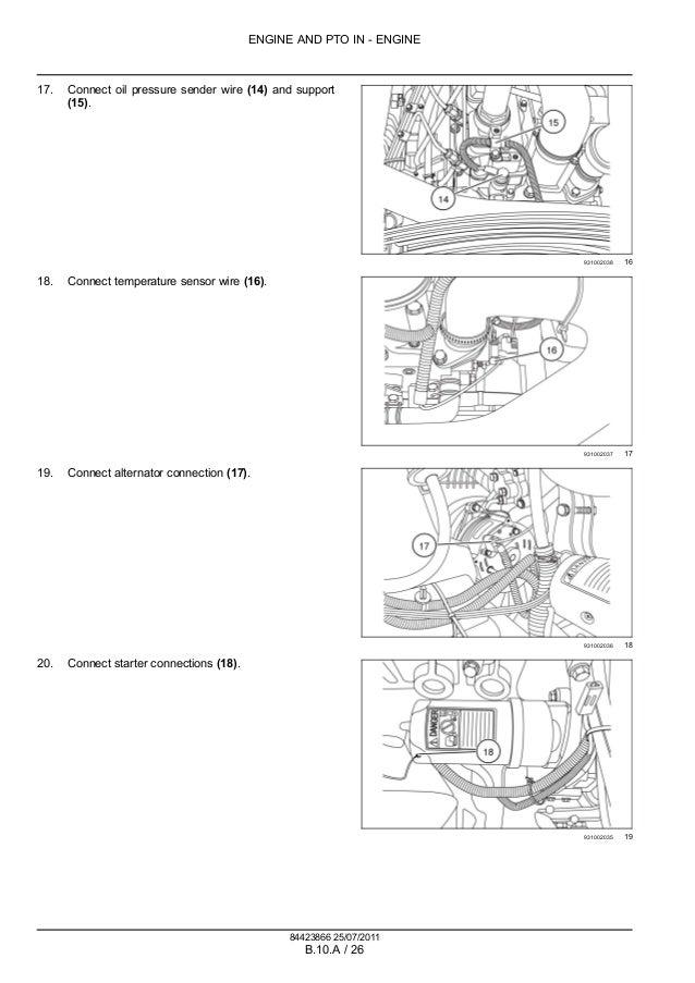 CASE SR130 SKID STEER LOADER Service Repair Manual