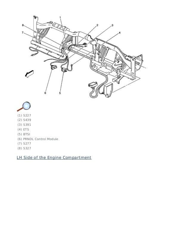 1998 buick skylark service repair manual6 lh side of the engine