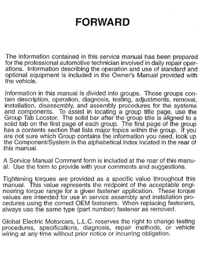 service manualservice manual