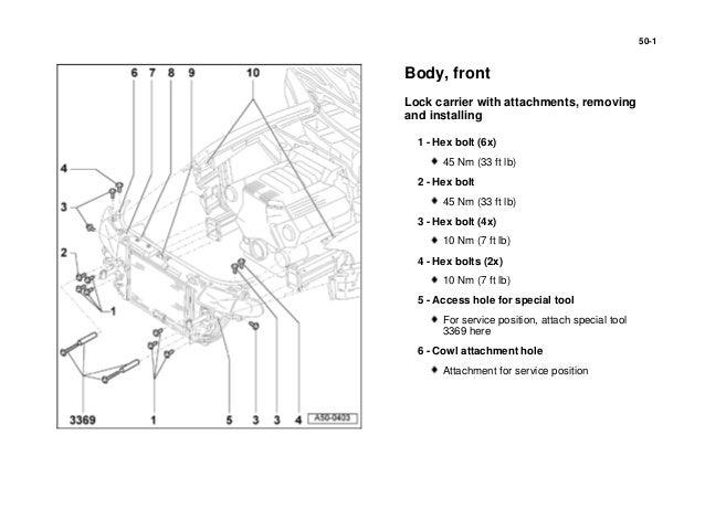 1997 Audi A4 (B5) Service Repair ManualSlideShare