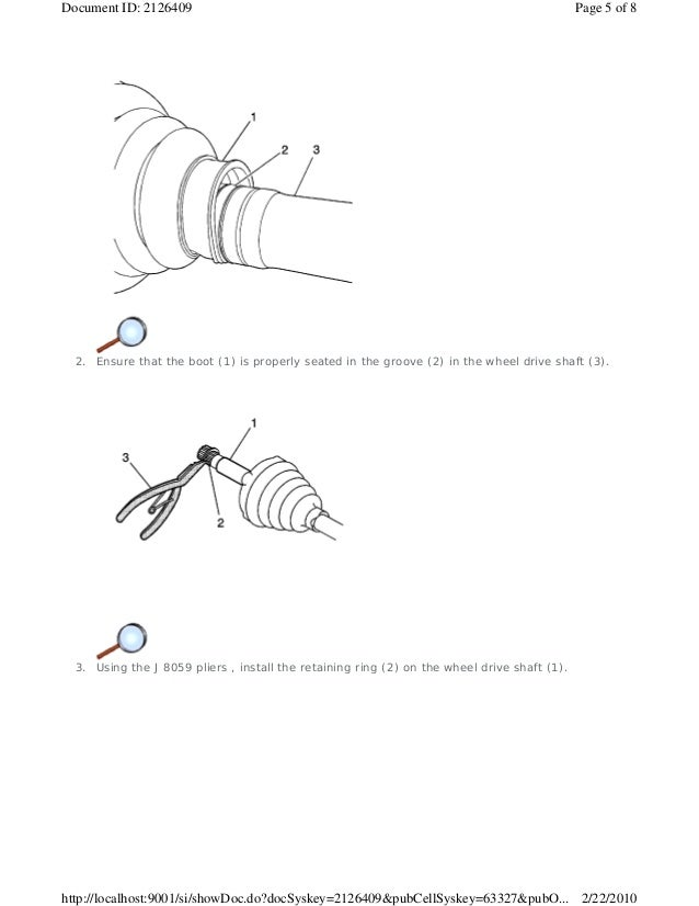 2009 pontiac solstice service repair manual 14 Bolt Axle Diagram 82 2