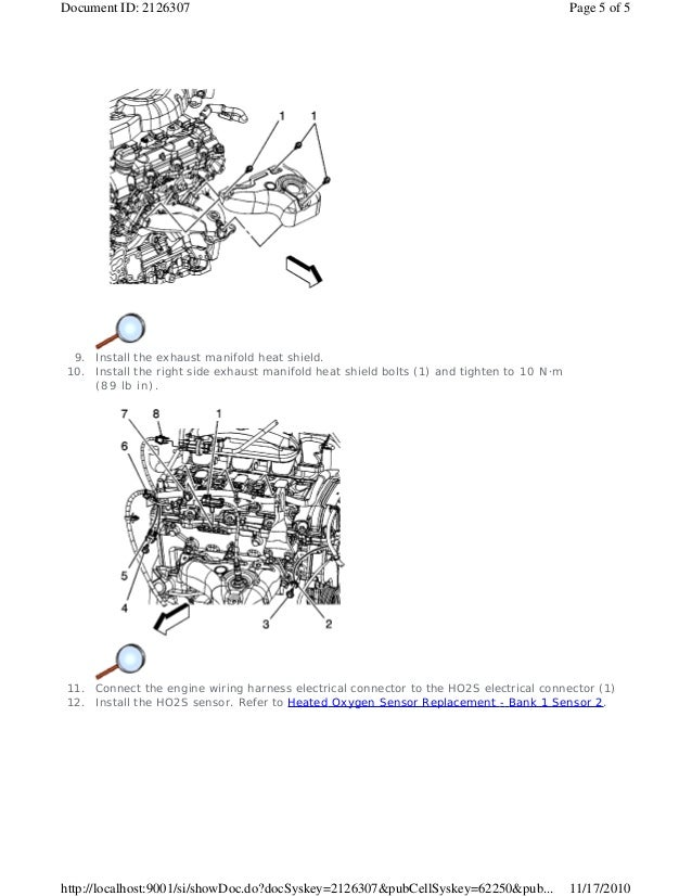 2008 SATURN VUE Service Repair Manual