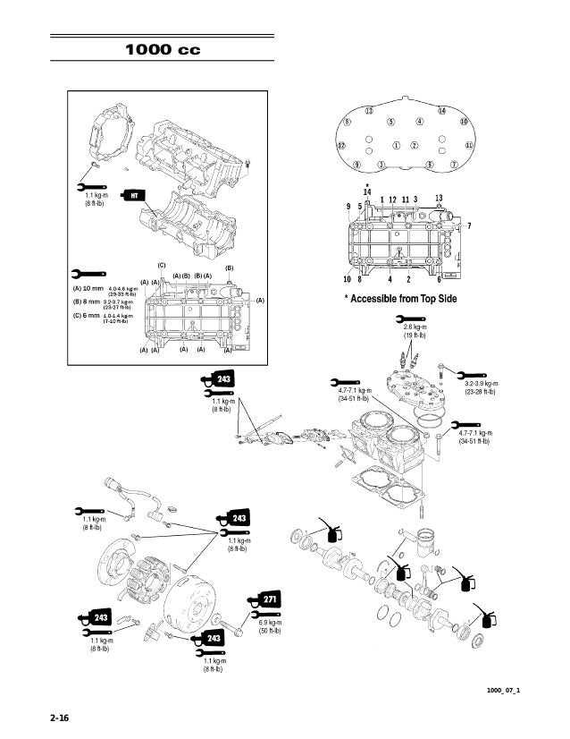 2007 Artic Cat 500cc 2-Stroke Snowmobile Service Repair Manual