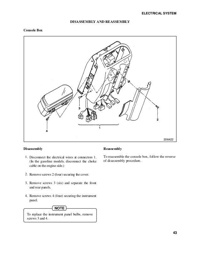 Caterpillar Cat DP50 Forklift Lift Trucks Service Repair Manual SN:6C…