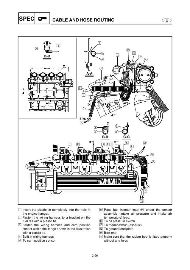 Yamaha Vx Wiring Diagram - Fav Wiring Diagram on