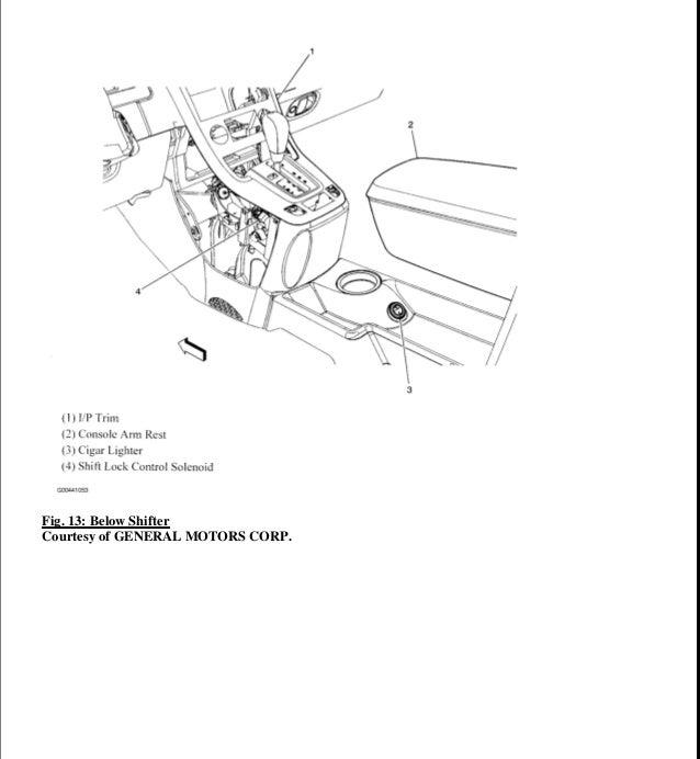 2006 PONTIAC TORRENT Service Repair Manual