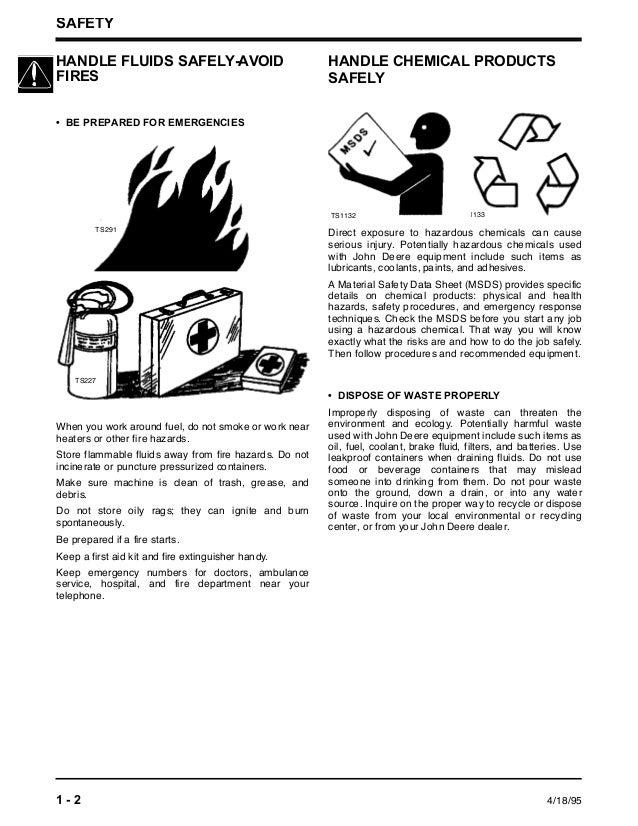JOHN DEERE 4475 SKID STEER LOADER Service Repair Manual