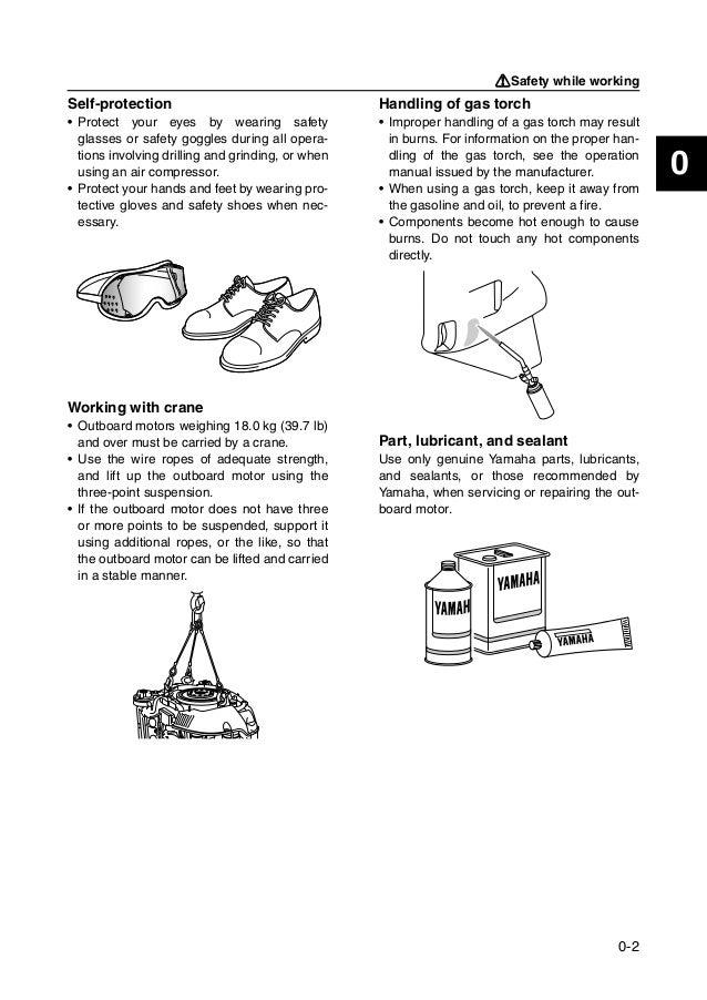 2011 YAMAHA F225CA 4-STROKE OUTBOARD Service Repair Manual ... on