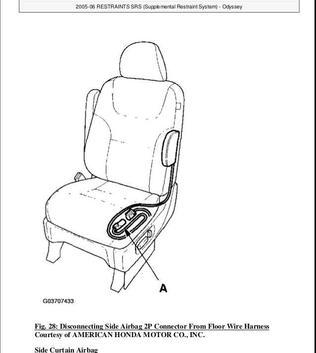 2007 honda odyssey repair manual