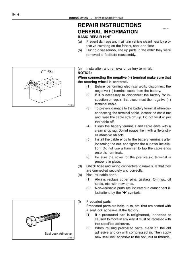 2005 toyota tundra service repair manual rh slideshare net 2004 tundra repair manual 2004 tundra repair manual