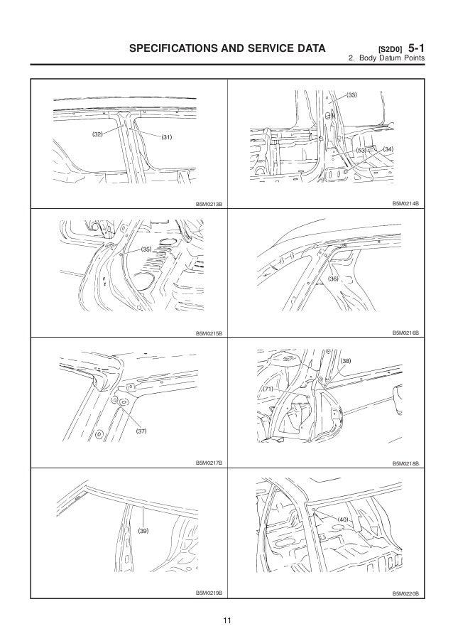 1996 Subaru Liberty 2 Service Repair Manual