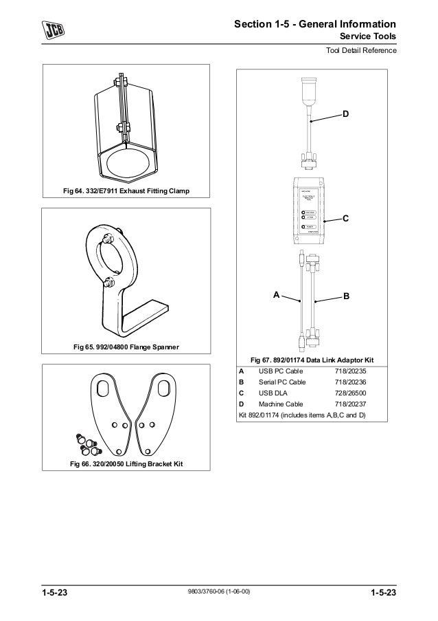 JCB 536-70 TELESCOPIC HANDLER Service Repair Manual