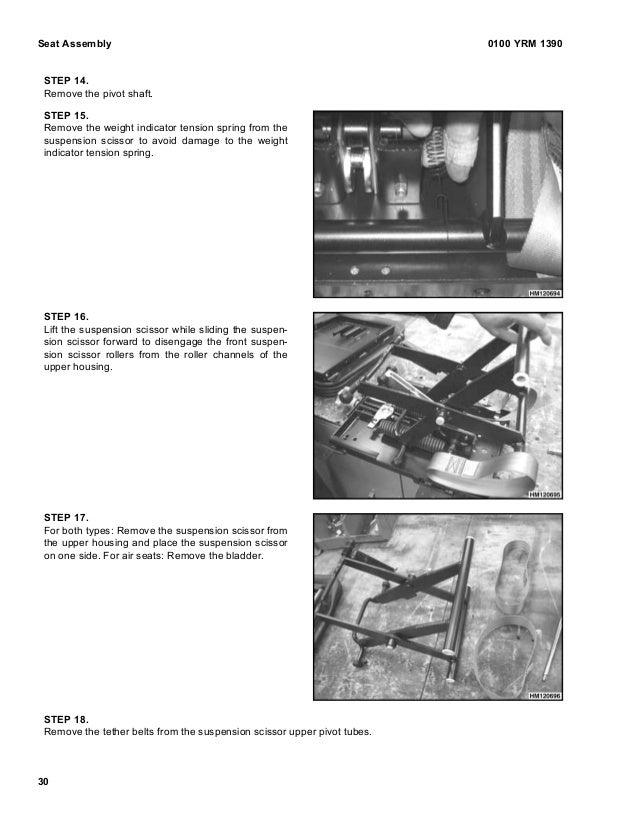 YALE F876 GDP120DC LIFT TRUCK (EUROPE) Service Repair Manual