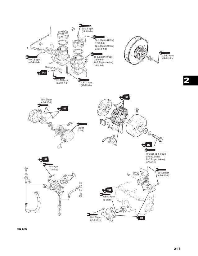 2004 Arctic Cat Pantera 550 SNOWMOBILE Service Repair Manual