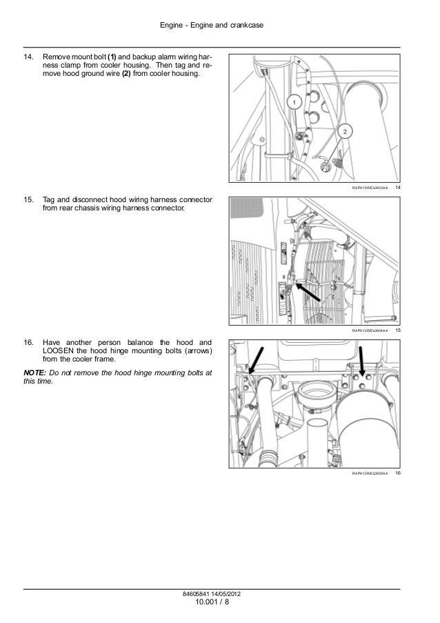 CASE 621F TIER 4 WHEEL LOADER Service Repair Manual