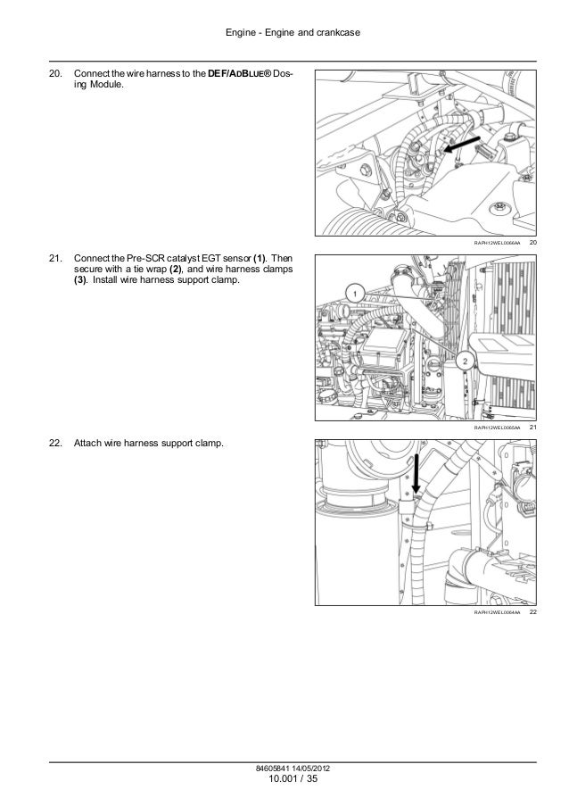 Case 621 Loader Service Manual