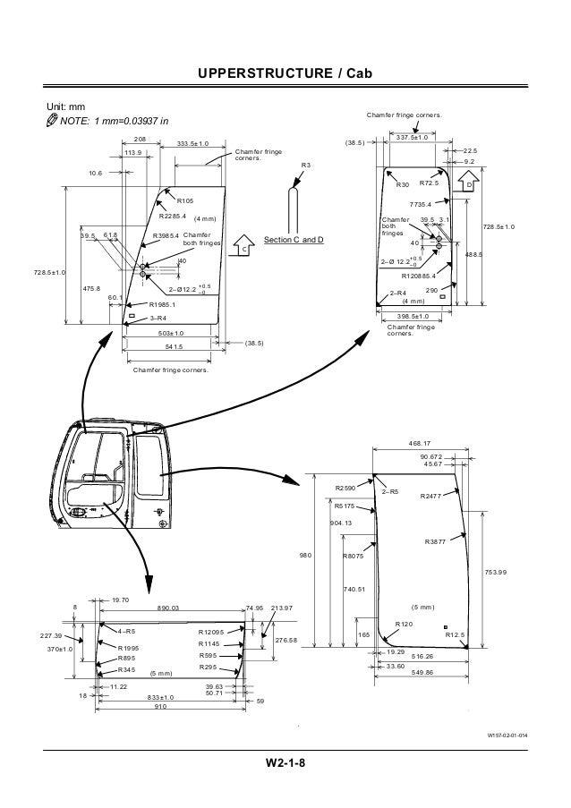 HITACHI EX450LC-5 EXCAVATOR Service Repair Manual