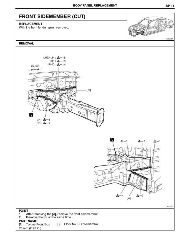 engine repair manual gs300 on