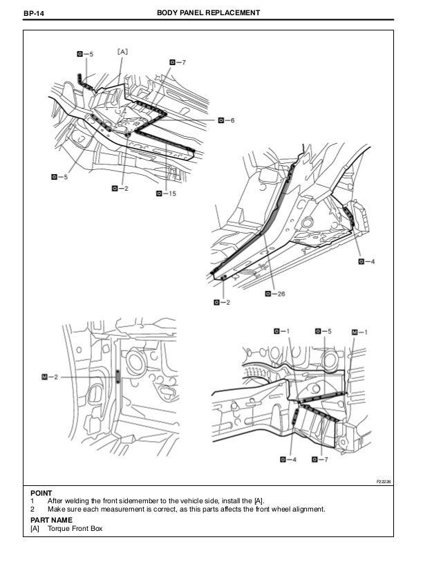 2006 lexus gs300 gs430 s190 service repair manual Toyota Forklift Steering Parts Diagram 32