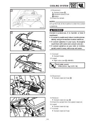 2002 Yamaha Mountain Max 600 Snowmobile Service Repair Manual