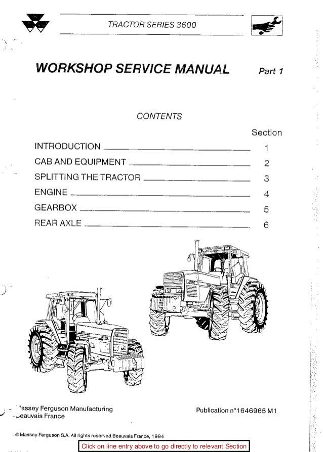 Tractor Tractors Massey Ferguson 4243 Wiring Diagram - Wiring Diagram •
