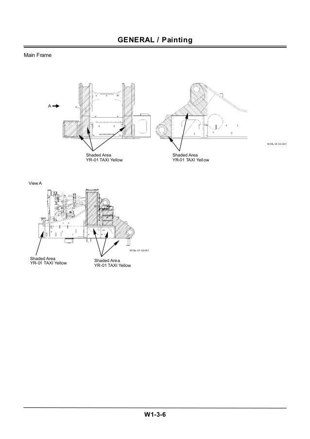 HITACHI EX2500-6 HYDRAULIC EXCAVATOR Service Repair Manual