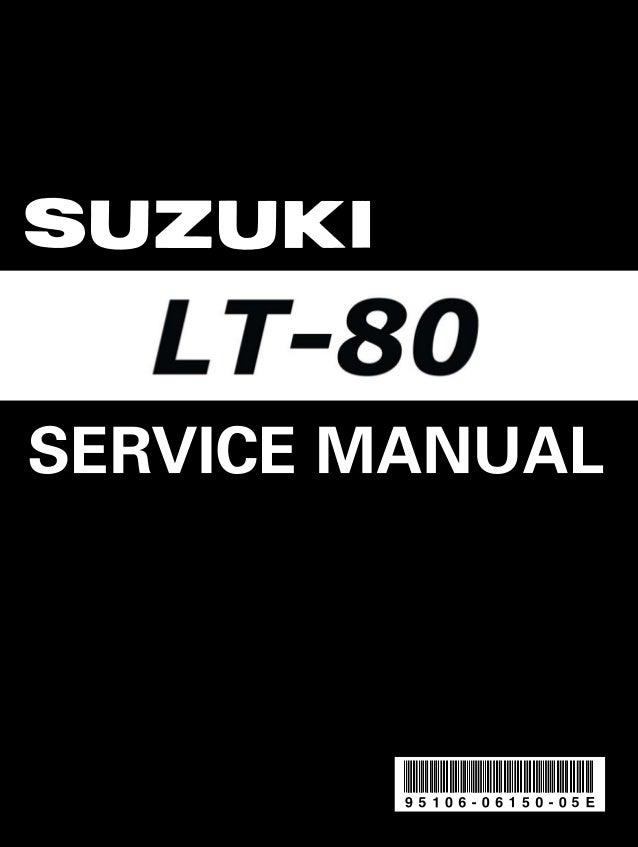 SUZUKI LT80 LT 80 QUAD SPORT TUNE UP SERVICE KIT DRIVE BELT AIR FILTER PLUG NEW!
