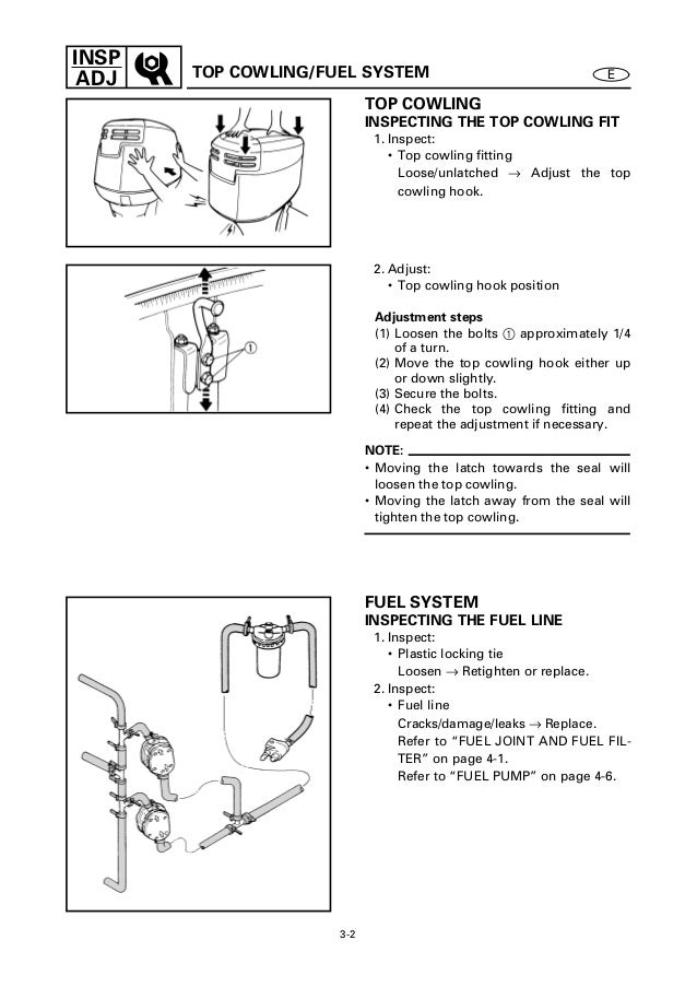 YAMAHA 150FETO, S150TR OUTBOARD Service Repair Manual X ... on