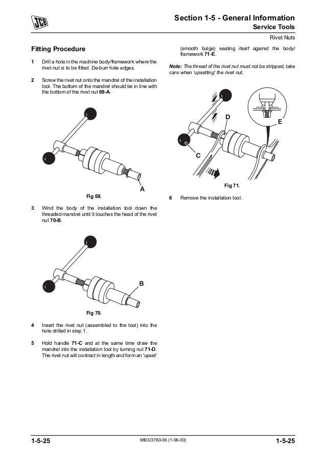 JCB 531-70 TELESCOPIC HANDLER Service Repair Manual