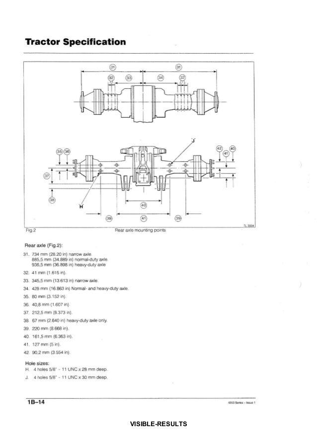 Massey Ferguson Mf 4245 Tractor Service Repair Manual
