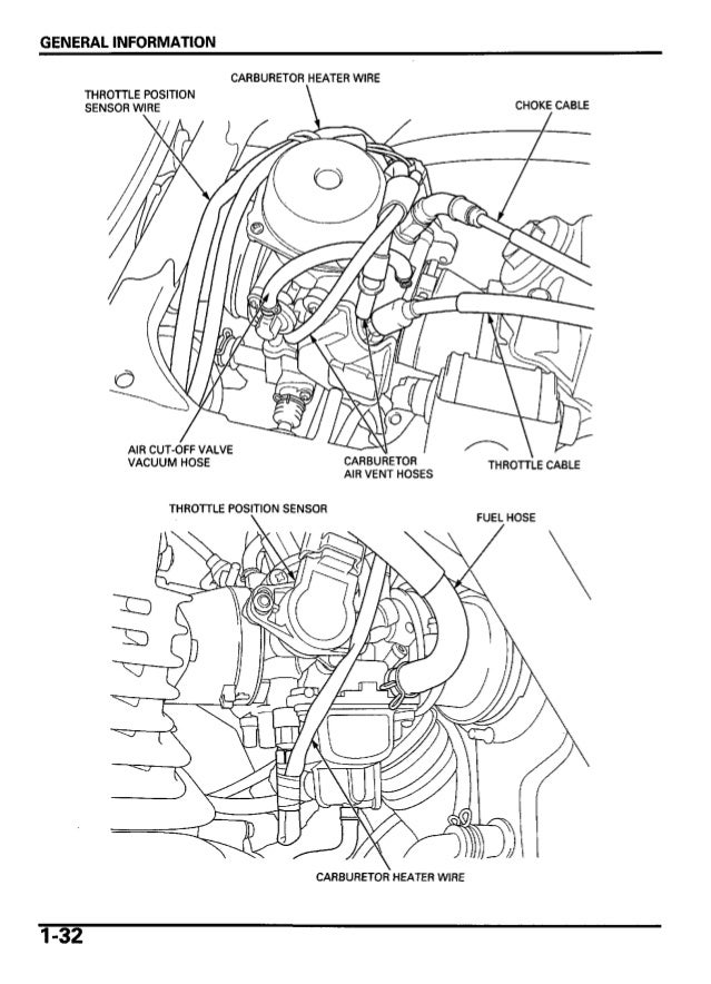 2006 Honda TRX500TM FourTrax Foreman Service Repair Manual