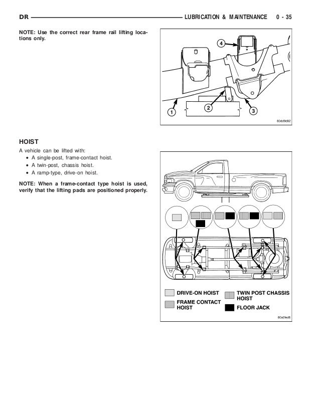 2006 DODGE RAM TRUCK Service Repair Manual
