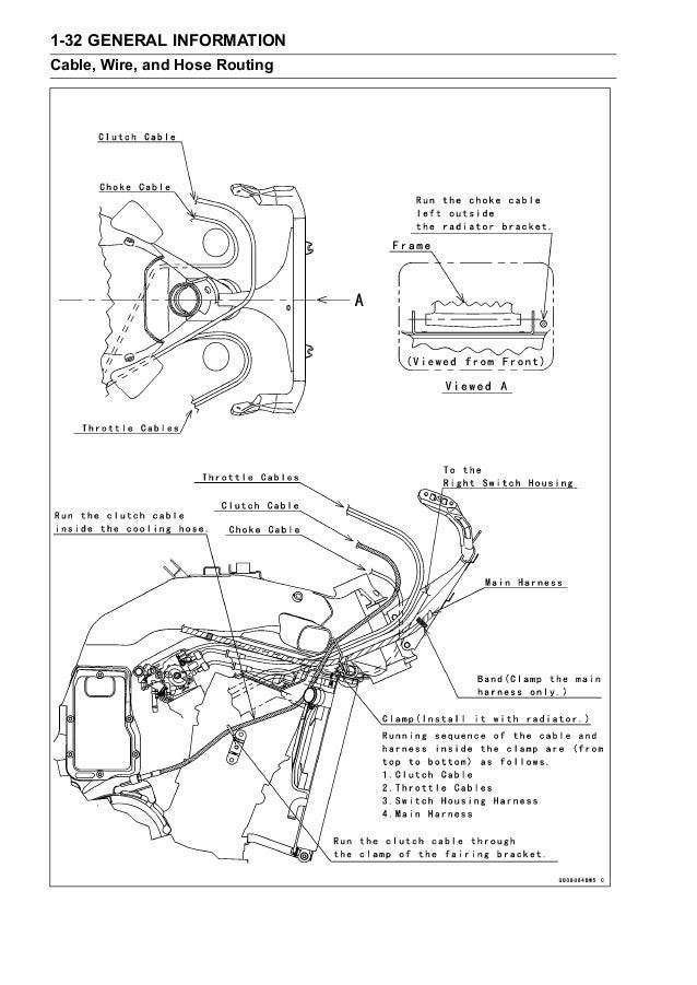 2002 Kawasaki ZX1200B1 Ninja ZX-12R Service Repair Manual