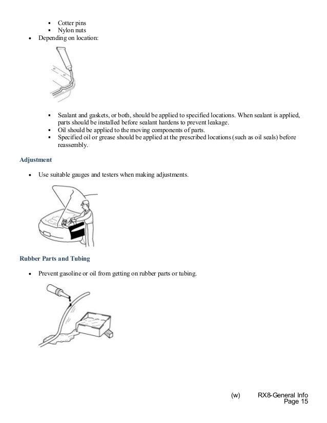 2004 mazda rx8 repair manual