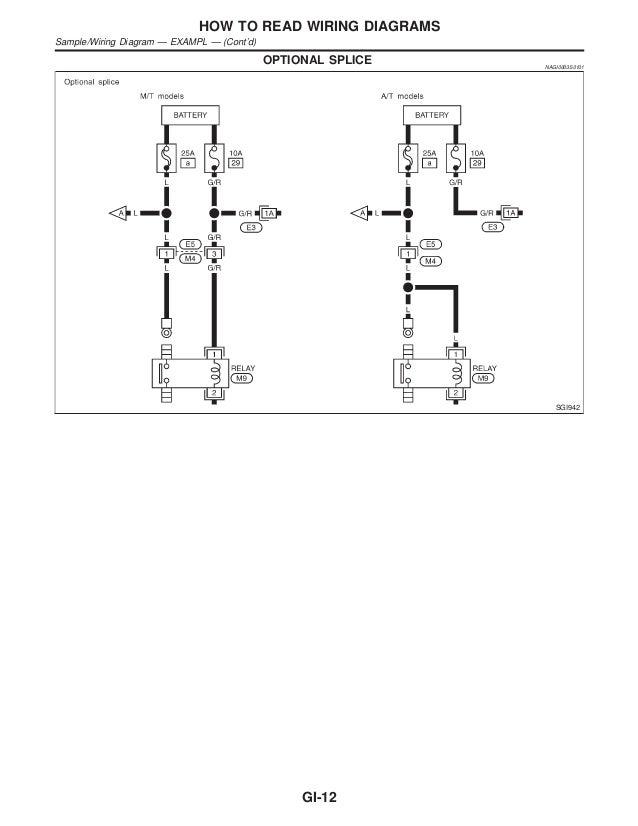 2001 Nissan Pathfinder Service Repair Manual