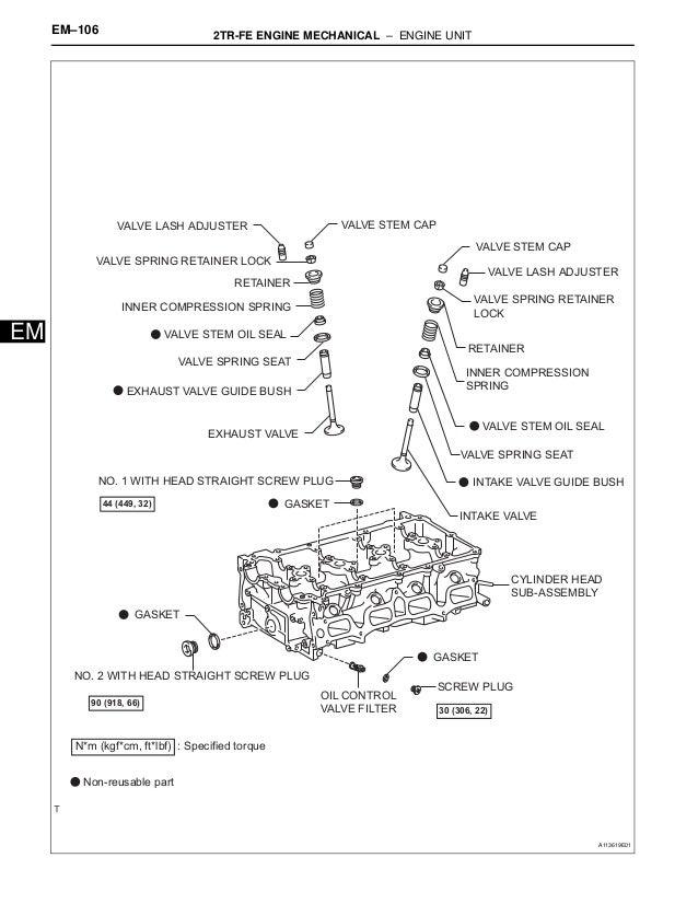 2002 Toyota Tacoma Service Repair Manual