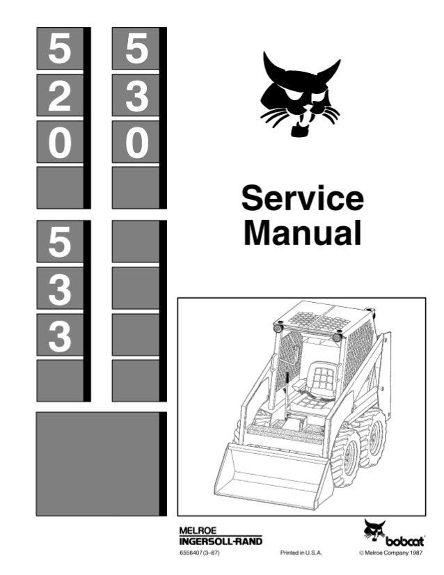 bobcat 530 part diagram model search for wiring diagrams u2022 rh idijournal com Toro Wiring Diagrams Ezgo Wiring Diagram