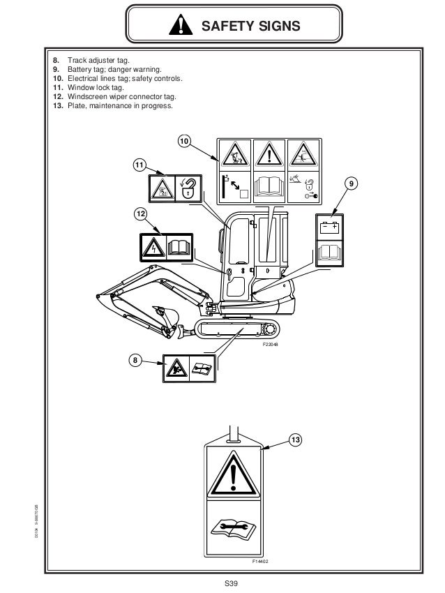 CASE CX16B MINI EXCAVATOR Service Repair Manual