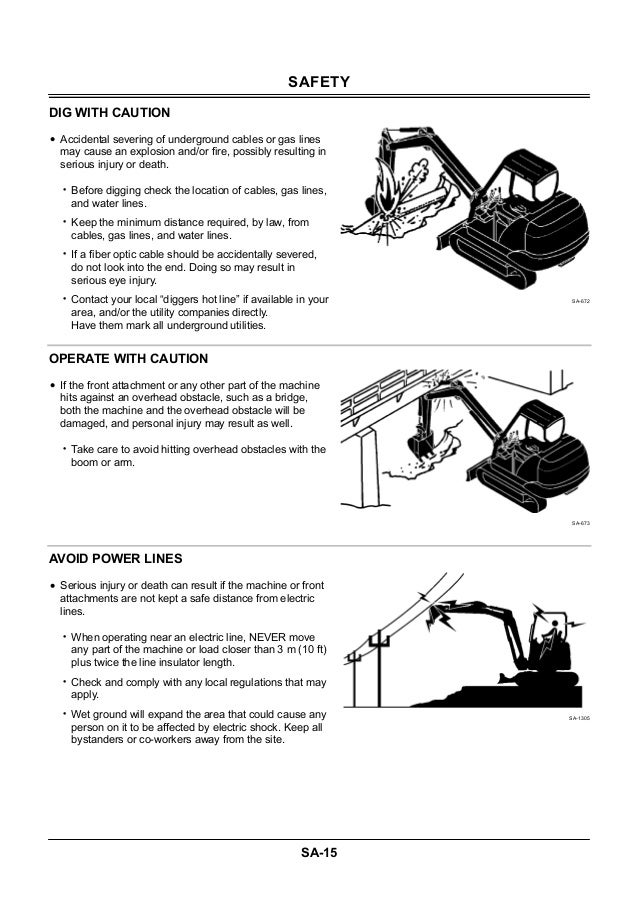 HITACHI ZAXIS 50U-2 EXCAVATOR Service Repair Manual