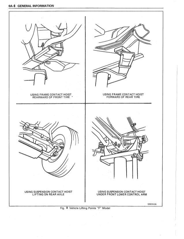 1989 PONTIAC FIREBIRD Service Repair Manual