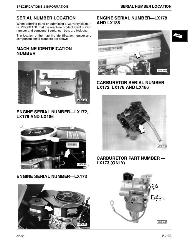 john deere lx176 lawn garden tractor service repair manual 30 638?cb=1502673211 john deere lx176 lawn garden tractor service repair manual