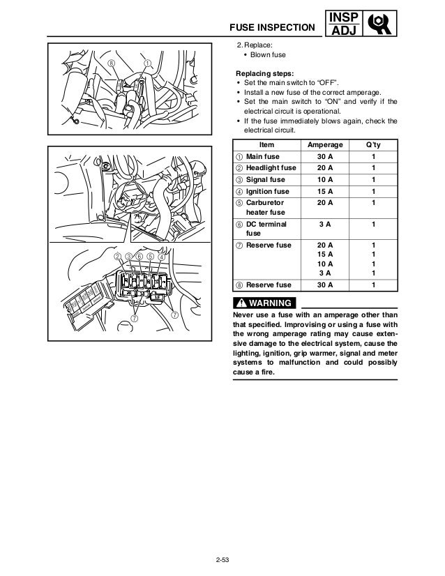YAMAHA RSG90K SNOWMOBILE Service Repair Manual
