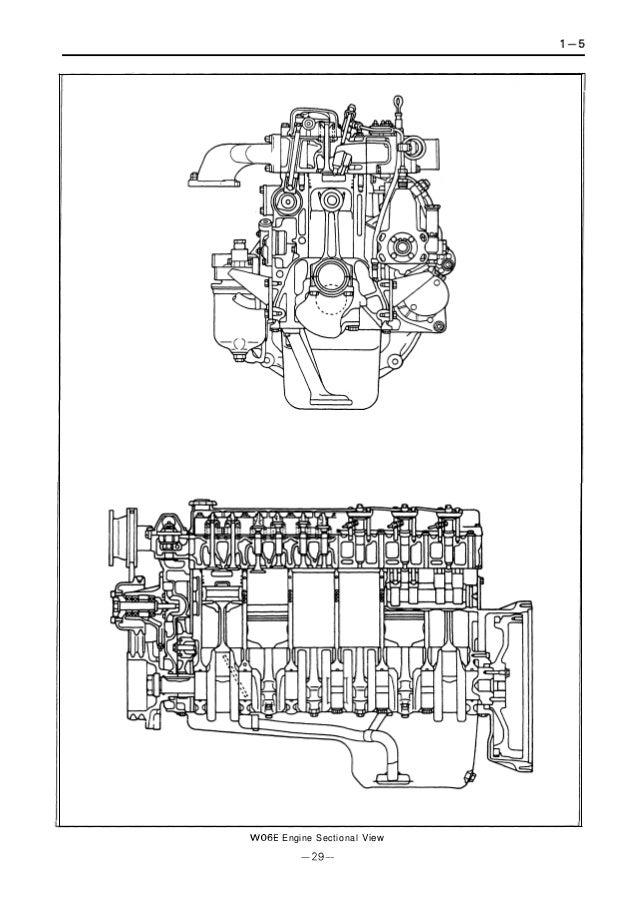 Toyota 5FD50 Forklift Service Repair Manual